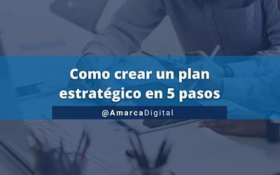 Como hacer un plan estratégico